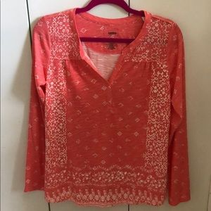 Coral LS NWT